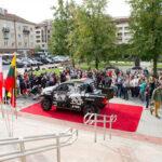 General Financing team Pitlane pristate visiska nauja Dakaro bolida