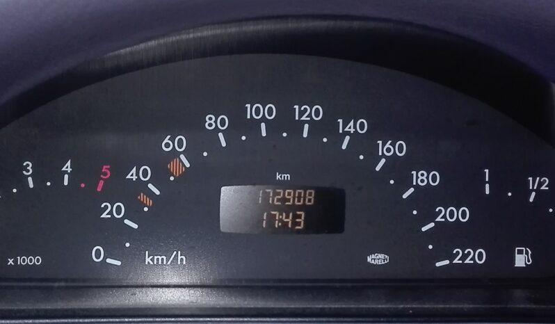MERCEDES BENZ A170 / VIENATŪRIS / 1.7 L / 1998 M. full