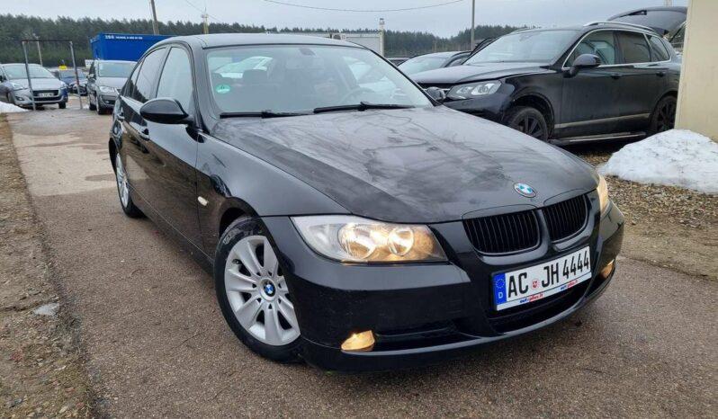 Naudoti 2000 BMW 320 full