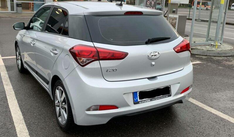 Naudoti 2016 Hyundai i20 full