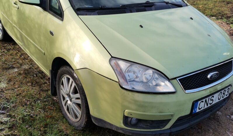 Naudoti 2007 Ford C-Max full
