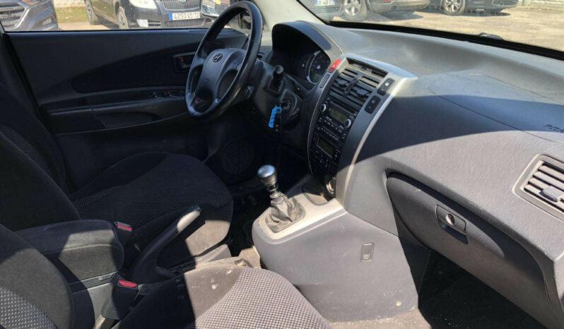 Naudoti 2009 Hyundai Tucson full