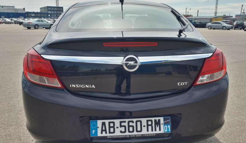 Naudoti 2009 Opel Insignia full