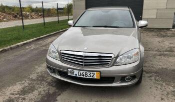 Naudoti 2007 Mercedes Benz C200 full