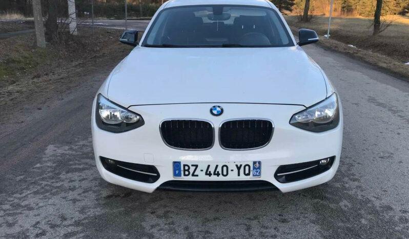 Naudoti 2012 BMW 118 full