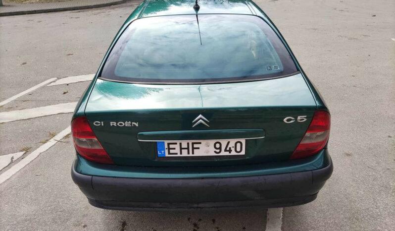 Naudoti 2002 Citroen C5 full