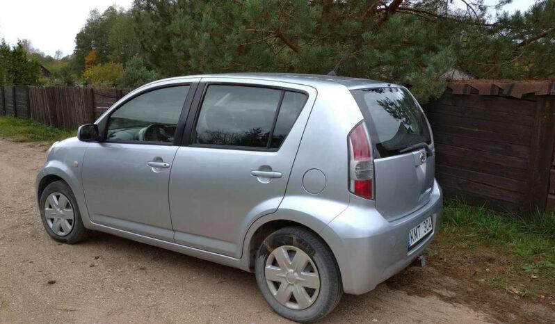 Naudoti 2005 Daihatsu Sirion full