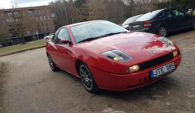 Naudoti 2000 Fiat (coupe) full