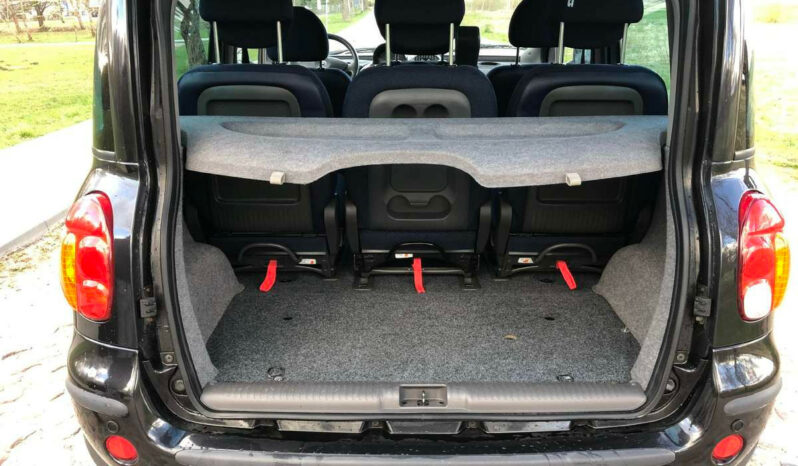 Naudoti 2004 Fiat Multipla full