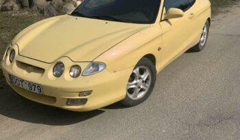 Naudoti 2001 Hyundai Kupė full