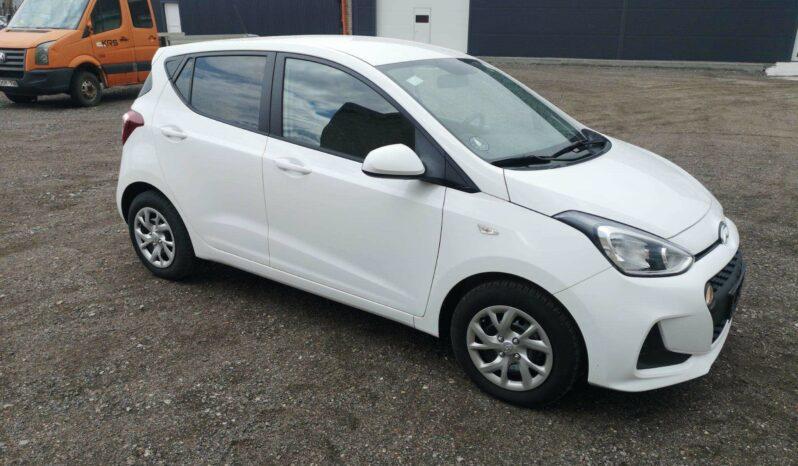 Naudoti 2020 Hyundai i10 full