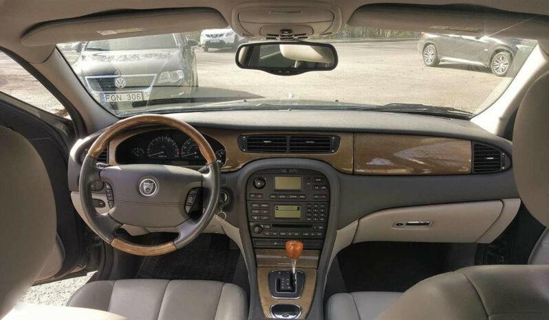 Naudoti 2003 Jaguar S-Type full