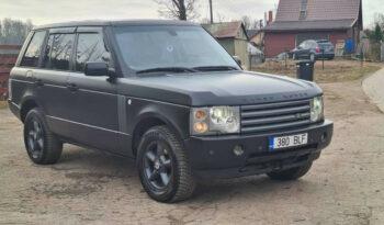 Naudoti 2004 Land Rover Range Rover full