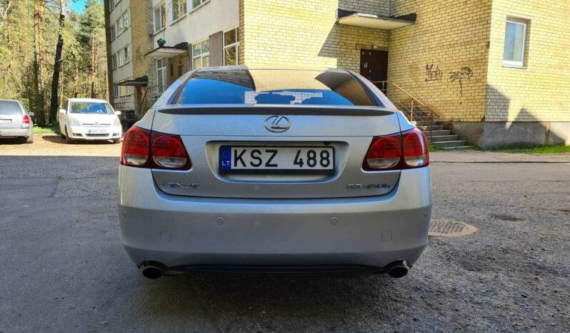 Naudoti 2006 Lexus GS450 full