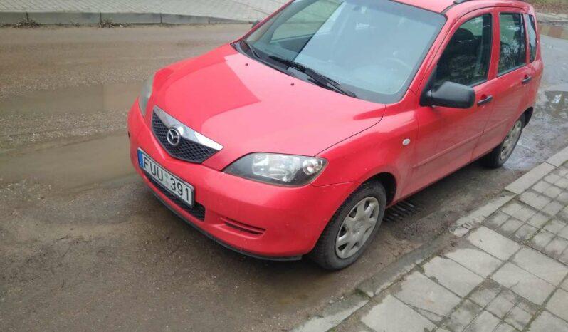 Naudoti 2004 Mazda 2 full