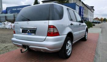 Naudoti 2004 Mercedes Benz Visureigis full
