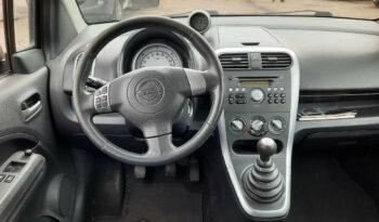 Naudoti 2009 Opel Agila full
