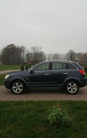 Naudoti 2007 Opel Antara full