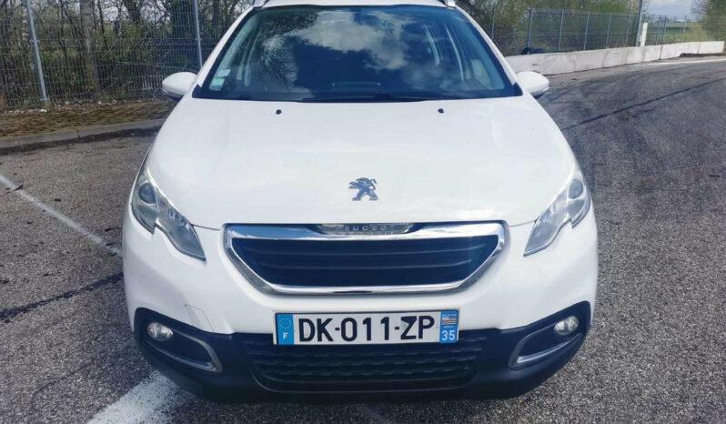 Naudoti 2014 Peugeot 2008 full
