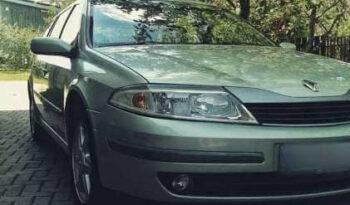 Naudoti 2001 Renault Laguna full