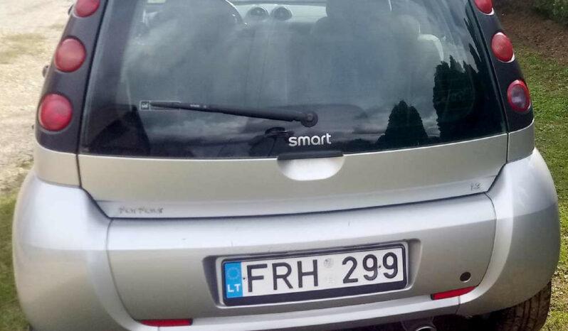 Naudoti 2004 Smart Forfour full