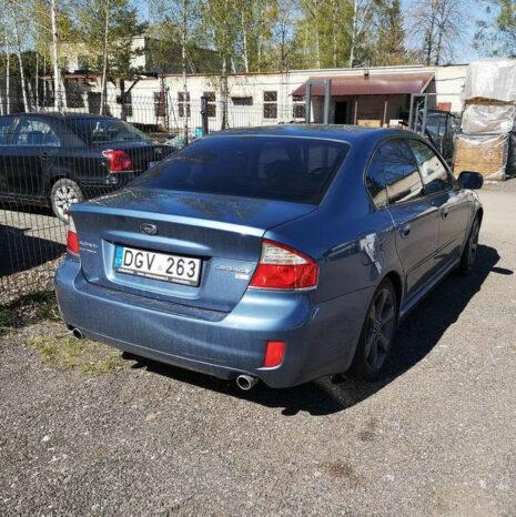 Naudoti 2007 Subaru Legacy full