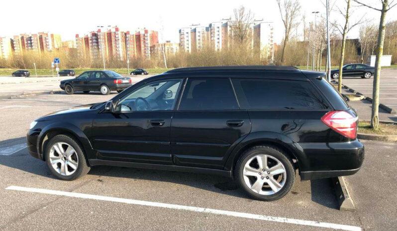 Naudoti 2008 Subaru OUTBACK full