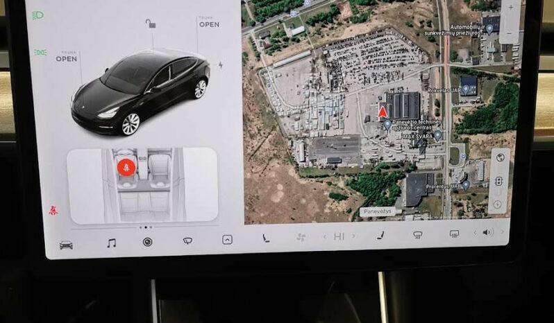 Naudoti 2018 Tesla Model 3 full