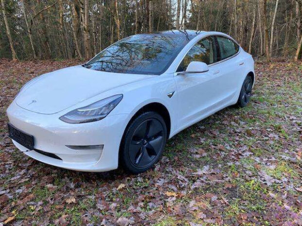 Naudoti 2020 Tesla Model 3 full