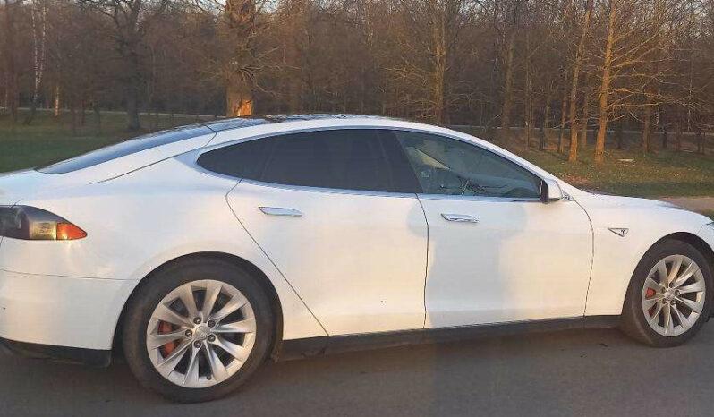 Naudoti 2014 Tesla Model S full