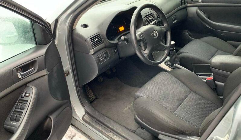 Naudoti 2008 Toyota Avensis full