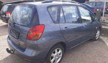 Naudoti 2003 Toyota Corolla Verso full
