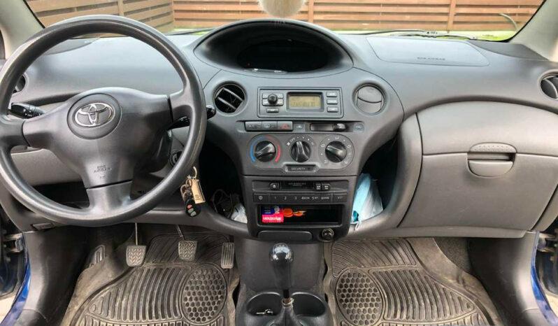 Naudoti 2003 Toyota Yaris full