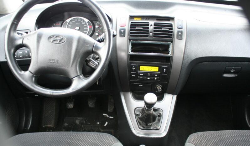 Naudoti 2007 Hyundai Tucson full