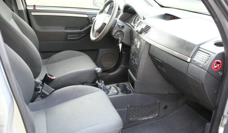 Naudoti 2008 Opel Meriva full