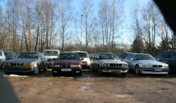 Naudoti 1995 BMW 316 full