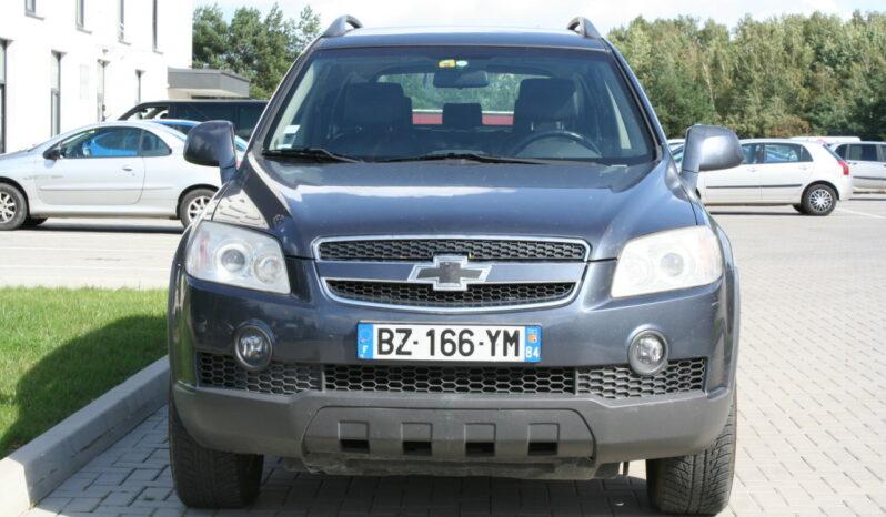 Naudoti 2008 Chevrolet Captiva full