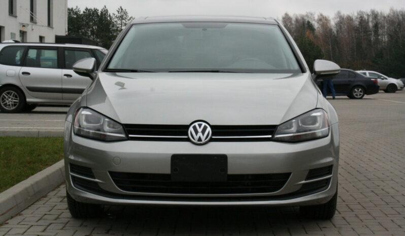 Naudoti 2015 Volkswagen Golf full