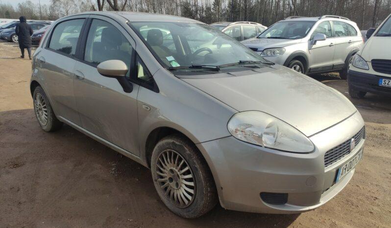 Naudoti 2008 Fiat Punto full