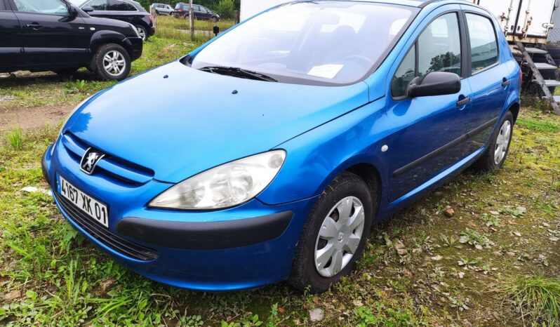 Naudoti 2002 Peugeot 307 full