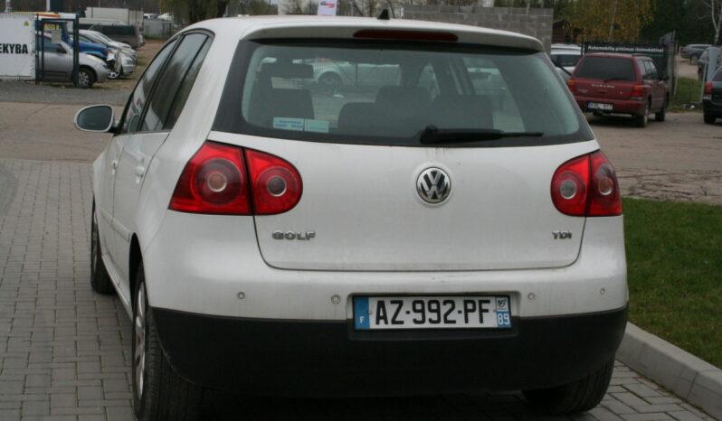 Naudoti 2005 Volkswagen Golf full