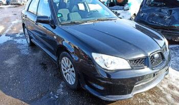 Naudoti 2007 Subaru Impreza full