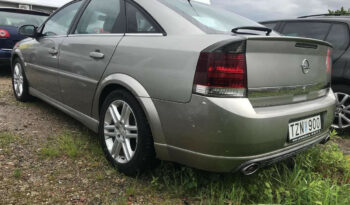 Naudoti 2003 Opel Vectra full
