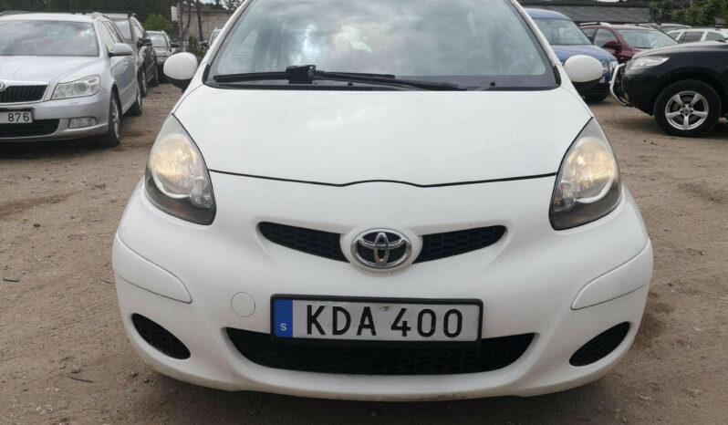 Naudoti 2009 Toyota Aygo full
