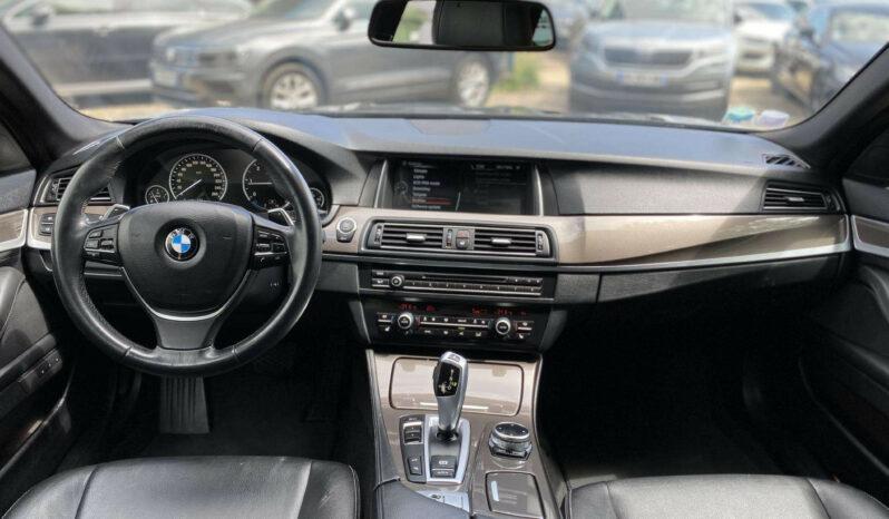 Naudoti 2013 BMW 520 full
