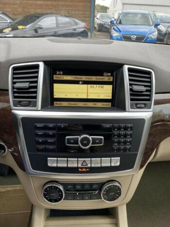 Naudoti 2012 Mercedes Benz ML350 full