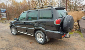 Naudoti 2003 Nissan Terrano full