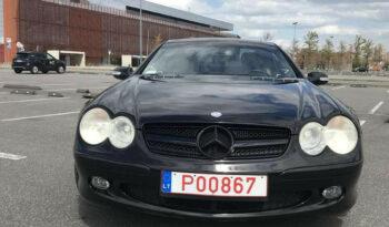 Naudoti 2003 Mercedes Benz SL500 full