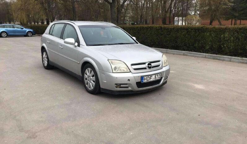 Naudoti 2003 Opel Signum full