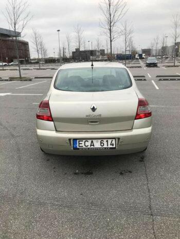 Naudoti 2008 Renault Megane full
